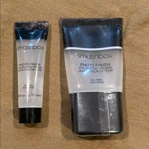 Smashbox photo primer finish deluxe sample /travel